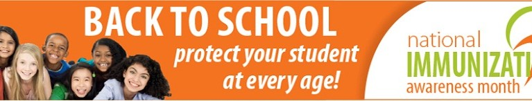 Send Your Kids Back to School with Up-to-Date Vaccinations