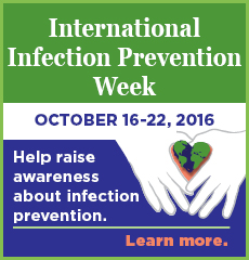Help Break the Chain of Infection