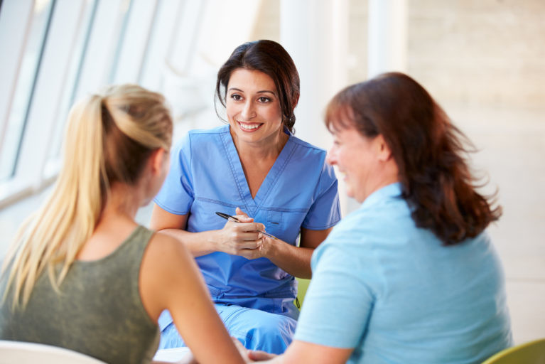 Healthcare Professionals' Guide for Speaking with Parents