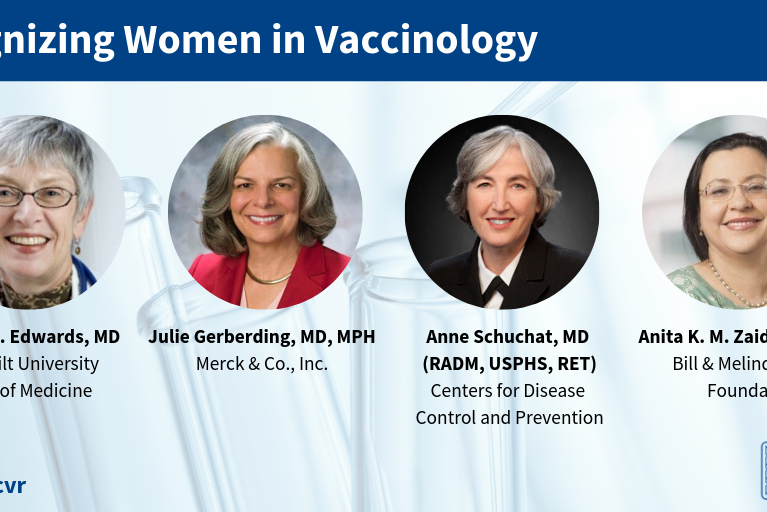 The Impact of Women in Vaccinology