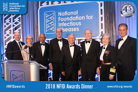 2018 NFID Awardee Line-Up