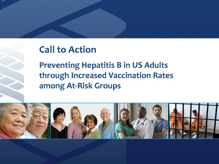 Preventing Hepatitis B through Increased Vaccination Rates among At-Risk Groups (October 2018)
