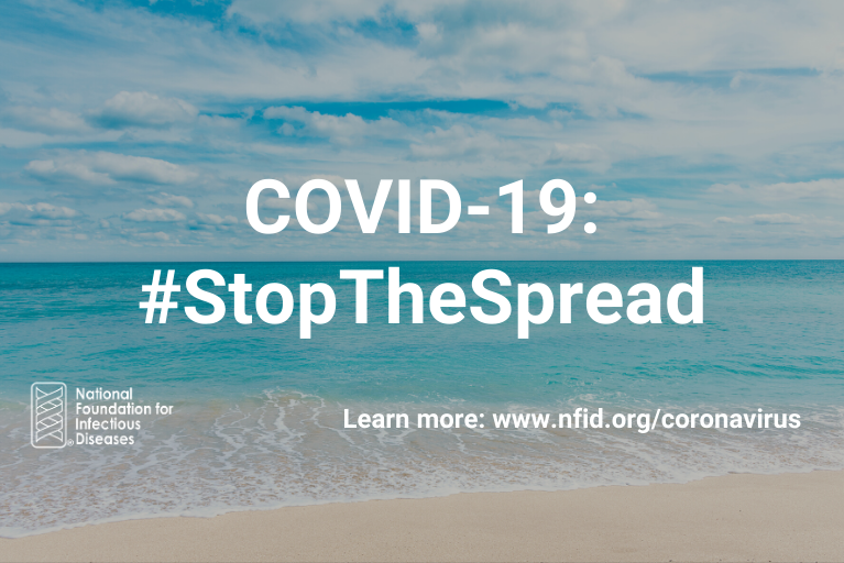 Staying Safe on Memorial Day Weekend:  Tips To #StopTheSpread