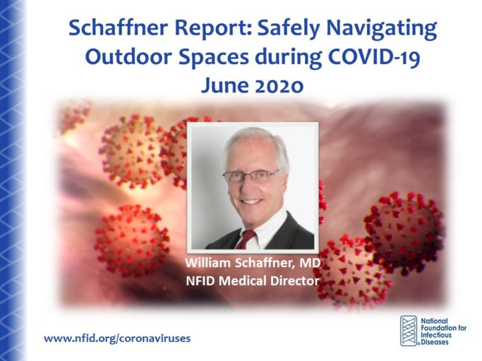 Schaffner Report: Safely Navigating Outdoor Spaces During COVID-19