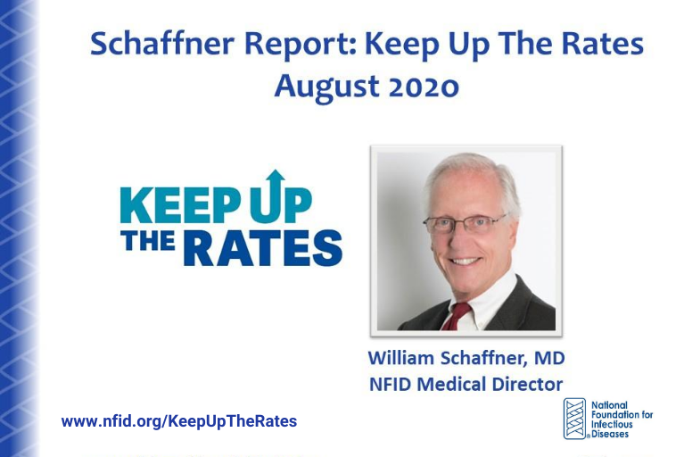 Schaffner Report: Keep Up The Rates
